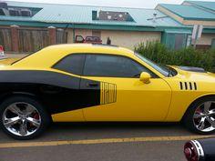 "2015 Dodge Hemi ""Bumble Bee""   Marketing   Posted by Troy Hollenbeck www.troyhollenbeck.com"