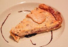 Dark Chocolate and ricotta tarte