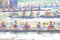 Rowing...the ultimate team sport....