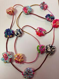Art Spirit (Mary Stanley) yoyo puffs