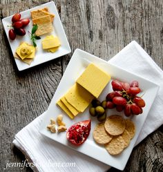 Sliceable Cheese using plant-based milk. (Can use almond instead of cashew, and also half of lemon instead of whole)
