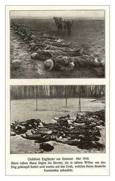 85 best blueprint for armageddon images on pinterest history dead british soldiers at mount kemmel in may 1918 malvernweather Images