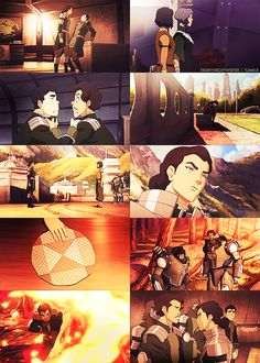 If Kuvira is heading to Zaofu, so am I. She needs to know that the Avatar is back. The world needs to know