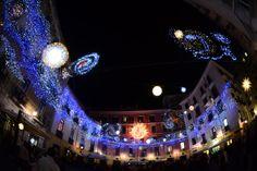 Salerno, the Milky Way ...