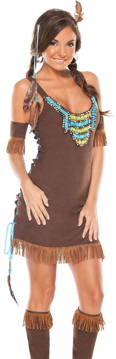 Indian Beauty Costume