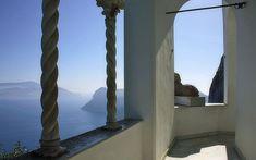 Capri - Villa San Michele