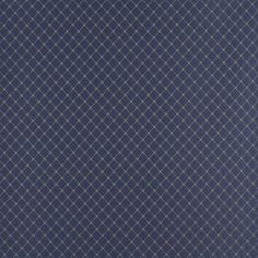 Upholstery Fabric K5443 Dresden diamond Damask/Jacquard, blue diamond pattern