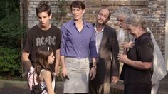 Five sisters return to their home in Sicily to divide the family art and furniture, and all hell breaks loose!