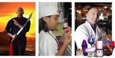 ~Family . Fitness . Food . Fun~   Meet Chef Brian, creator and founder of Kid Kulinaire! http://kidkulinaire.com/info/team/brian-david-robinson-cec