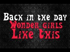 #WonderGirls (원더걸스) - Like This #MV #Reaction (뮤직비디오)(반응) #Grissle Edition
