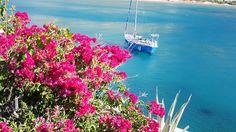 Kamares port Sifnos