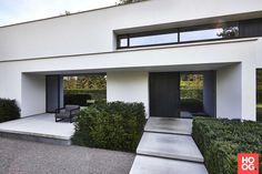 Blockoffice architecten villa project rummen hoog