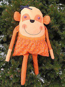 Hračky - Opica Škorica - 2456098