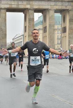 PIOTR GOŁOS BMW Berlin Marathon 3:38:01