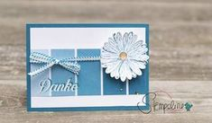 Daisy Delight - Stampin' Up! Making Greeting Cards, Greeting Cards Handmade, Daisy Delight Stampin' Up, Paint Chip Cards, Simple Card Designs, Cards For Friends, Friend Cards, Birthday Cards For Women, Stamping Up Cards