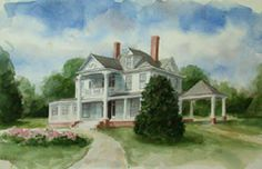House Portraits - Fine Art Portraits by M. Theresa Brown and Stephen Filarsky