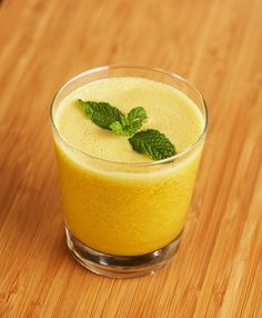 Cantaloupe, Mint and Mango Juice 2of2 by Food Thinkers, via Flickr