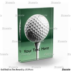 Shop Golf Ball on Tee Award created by JFJPhoto. Winners And Losers, Award Certificates, Golf Ball, Golf Clubs, Fun Facts, Awards, Teaching, Website, Education