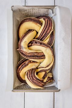 Chocolate, Hazelnut, Cinnamon Babka