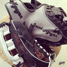 Build your custom baseball glove at gloveworks.net #Baseball #Glove #BaseballGlove