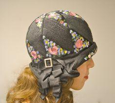 Vintage 1920s Hat /  Edwardian Hat 20s Cloche by FlatironVintage, $220.00