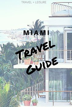 From the Art Deco-lined shores of Miami Beach to the couture-filled streets of the Design District, Miami is a city that manages to simultaneously pay tribute to its storied past and to remain on the cutting edge of what's next. Read on for restaurant and hotel recommendations, as well as Miami travel tips!