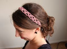 Crochet Headband Pattern | Crochet Headband Pattern & Video Tutorial | JJCrochet's Blog
