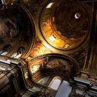 St Volodymyr's Cathedral by ~Brute-ua on deviantART
