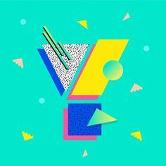 80's typography - Sök på Google