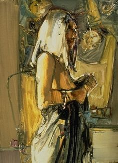 """Carla O'Connor (American watercolor painter) """"After Eight"""""""