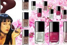 lakiery chanel Chanel, Blush, Lifestyle, Beauty, Rouge, Beauty Illustration