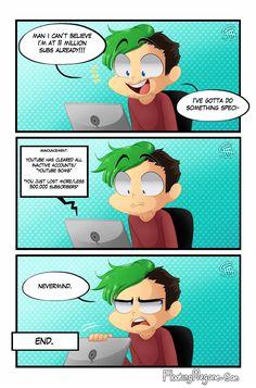 JSE little Comic by FloatingMegane-san on DeviantArt