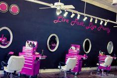 Kadillac Barbies Salon and Spa