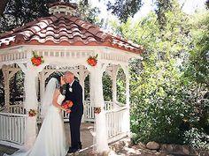 Hidden Oaks retreat conference center Southern California wedding location Rancho Cucamonga wedding reception venue 91737