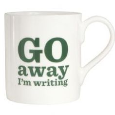 This would be awesome to have.  Then whenever I'm interrupted while writing, I can just strategically--and conspicuously--lift my mug to take a sip and hope the problem sorts itself out.