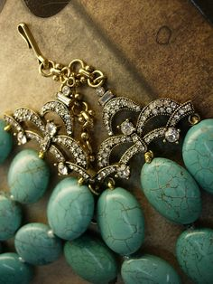 Turquoise Necklace!