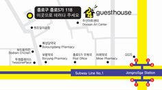 MAP to guesthouse 24 Guesthouse Jongno Tower   종로타워 약도.jpg