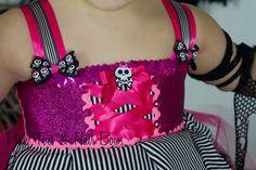 Pirata Vestido de pirata Tutu vestido pirata por GlitterMeBaby