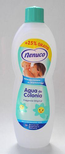 i love nenuco before going to sleep