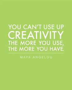 Great inspirational quote by Dr. Maya Angelou