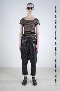 Rundholz Dip Dip T-shirt S/S 2017 rh170194 | Walkers.Style