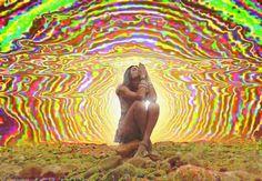 Psychedelic Art Experiences ☜   mushroom magazine
