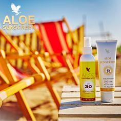 #Aloe Sunscreen To spray or not to spray?