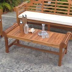 ChicTeak Lutyens Coffee Table