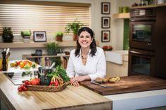 Caroline McCann - 1 ingrédient, 3 façons, Chef à la rescousse! Le Chef, Chefs, Tv, Fine Dining, Kitchens, Projects, Recipes, Tvs, Television Set