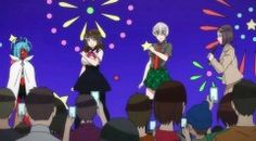 Gatchaman Crowds Insight #02 Anime Review