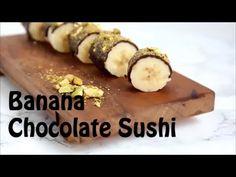 Chocolate Banana Sushi - YouTube