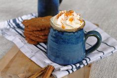 Spicy hot chocolate - on the blog.