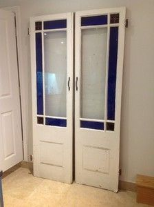 How to make a custom storm door out of rot resistant wood for French style storm doors