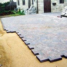 How to extend a driveway with pavers driveways outdoor spaces and how to diy driveways solutioingenieria Images